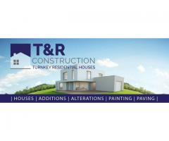 T and R Construction