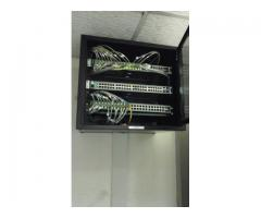 Network points and Cabling