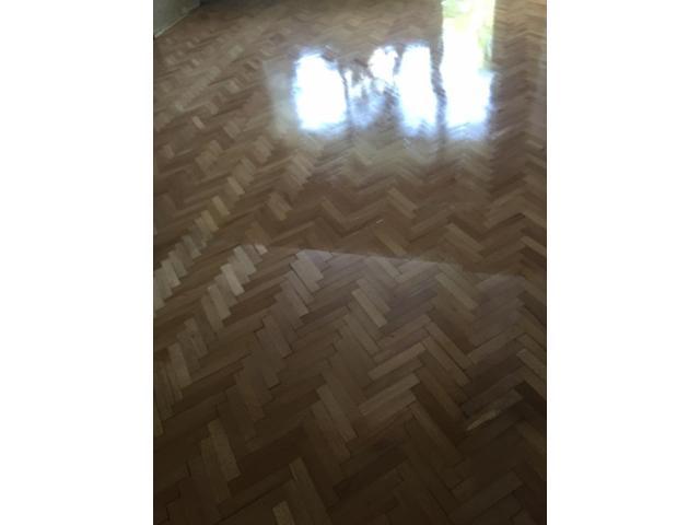 Wooden Parquet Restoration - 1/4