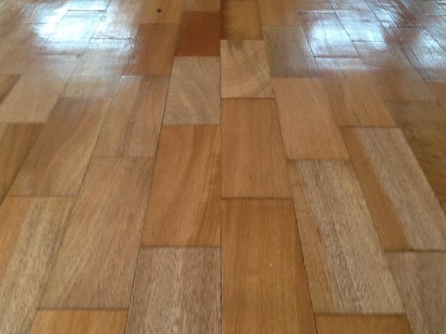 Wooden Parquet Restoration - 2/4