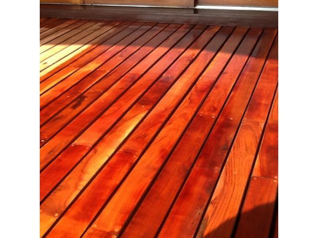 Wooden Parquet Restoration - 3/4