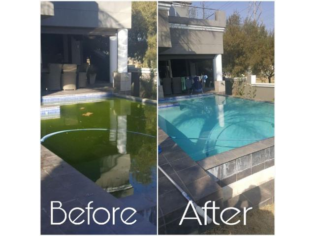 Swimming pool maintenance and repairs - 4/4