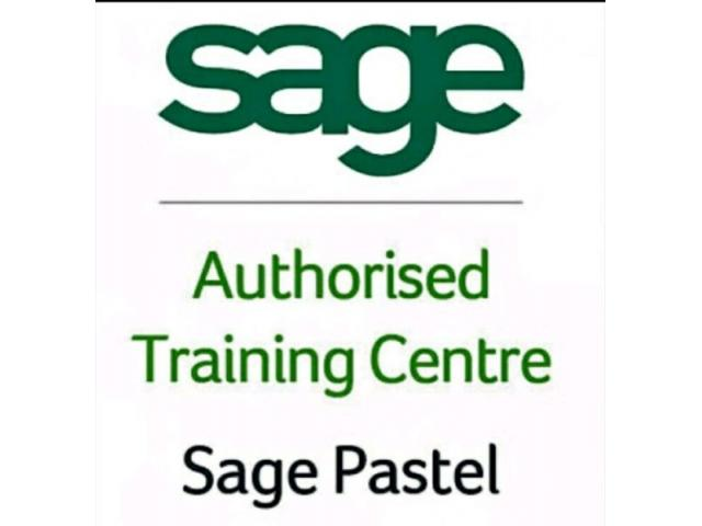 Sage Pastel Accounting / Payroll hr Training and Support offered - 3/4