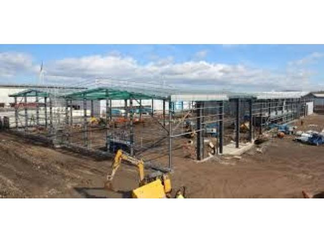 CARPORTS AND STEEL STRUCTURES - 1/4