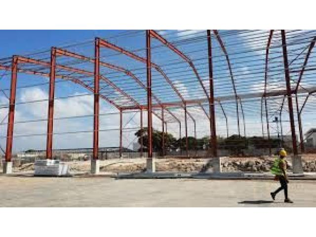 CARPORTS AND STEEL STRUCTURES - 2/4