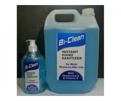 Bi Clean Hand Sanitizer (500 Ml & 5 Ltr)