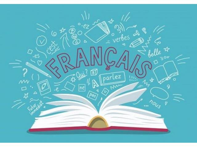 SIGN UP FOR ONLINE FRENCH CLASSES TODAY! - 1/1