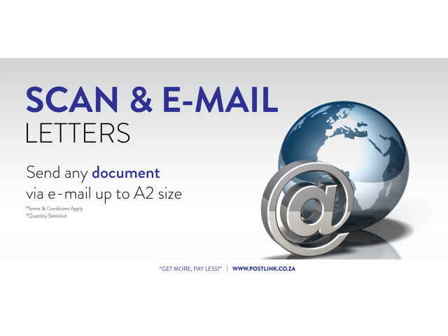 Print copy courier scan international courier packaging services