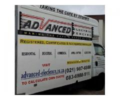 Electric Fencing Cape Town | ADVANCED ELECTRIC FENCING