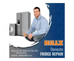Professional Domestic Fridge Service and repairs | Hillz Refrigeration