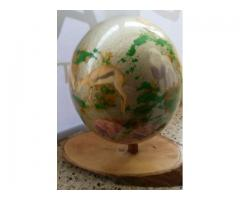 Hand crafted Ostrich Eggs