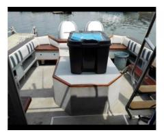 BARGAIN – MUST COME AND SEE - 7,6m (27ft) Rob Craft with Cabin with Flybridge for sale