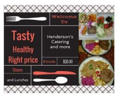 Henderson's Catering and more