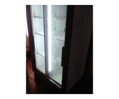 Display Fridge Staycold Double Door