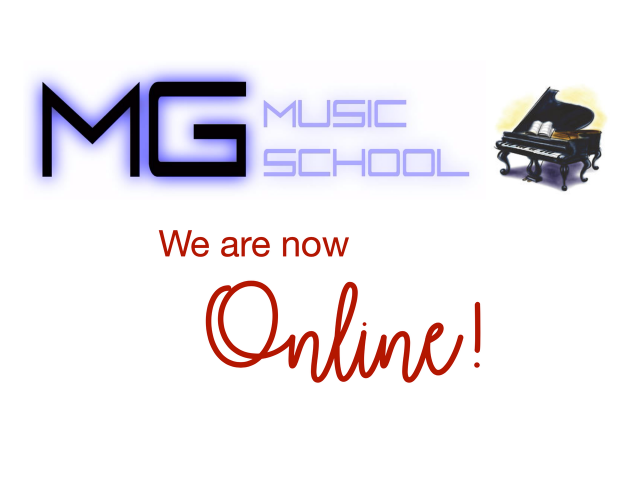 ONLINE Piano Lessons - MG MUSIC SCHOOL - 2/4