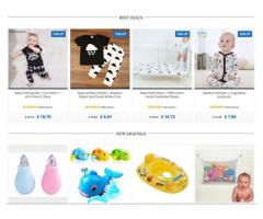 Baby Dropshipping Store