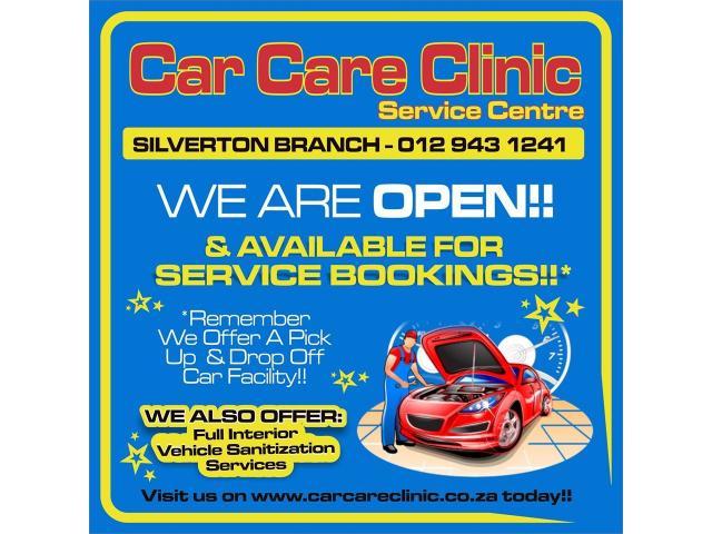 Car Care Clinic Silverton - 1/4
