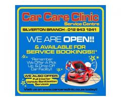 Car Care Clinic Silverton