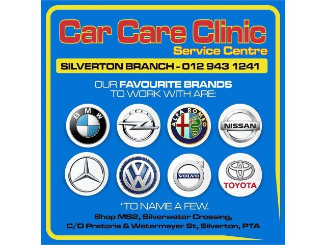 Car Care Clinic Silverton - 3/4