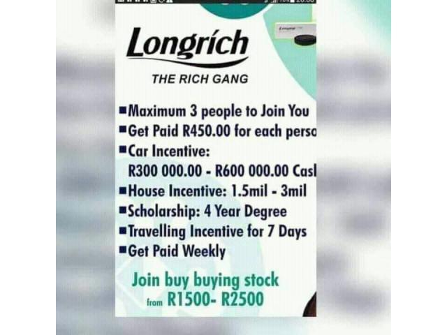 Longrich business opportunity - 1/3