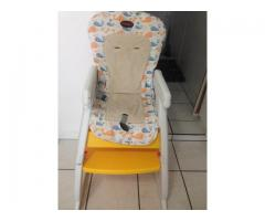 Chelino high chair for sale