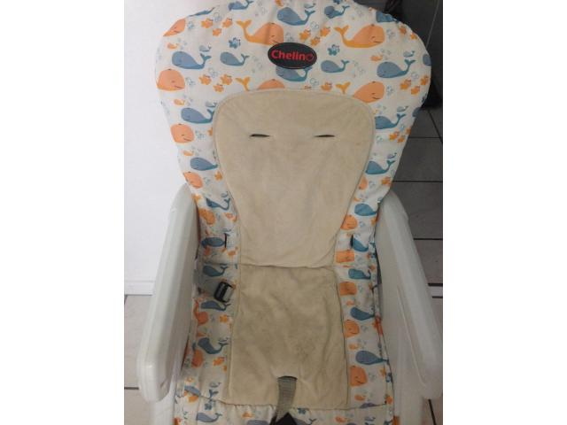 Chelino high chair for sale - 2/3