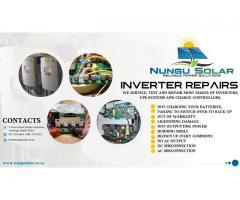 Mecer, Axpert Inverter repairs