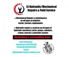 Mechanical repairs Rustenburg area