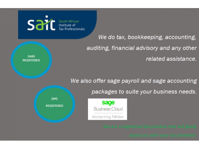 Tax and Financial Services by Just Jess - 1/3