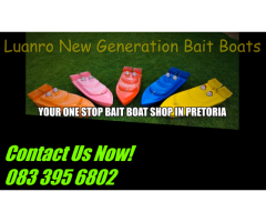 Luanro New Generation Bait Boats