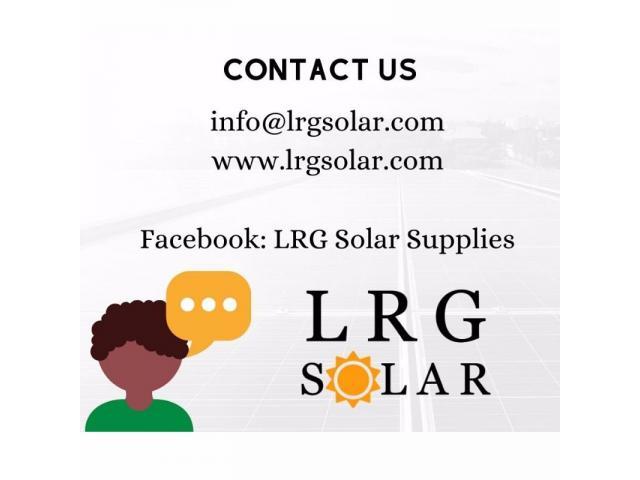 Solar PV and Backup Power Sytems @ LRG Solar - 4/4