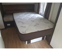 Bamboo Pocket spring caravan mattress