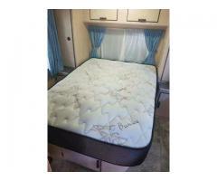 Bamboo Pocket spring caravan mattress
