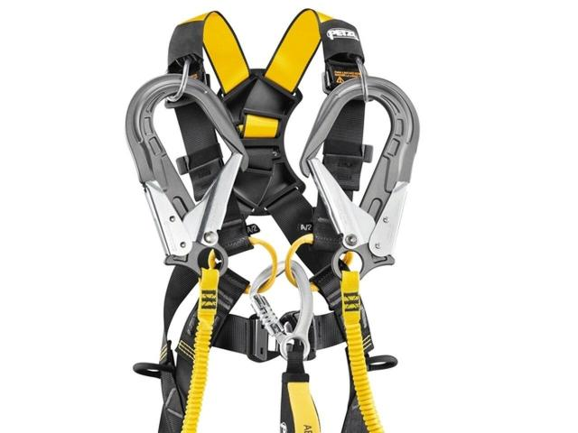 LP400 SAFETY HARNESS B072TTE - 1/2