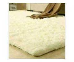 Fluffy carpets