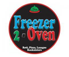 Halaal Frozen foods