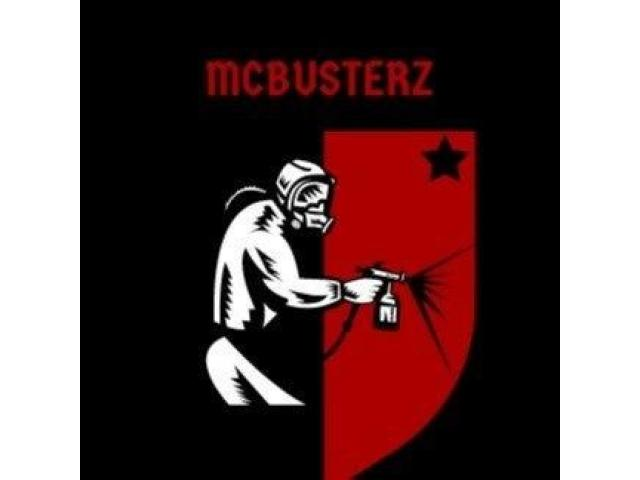 McBusterz Disinfectant Services - 1/2