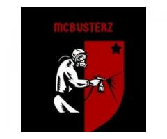 McBusterz Disinfectant Services
