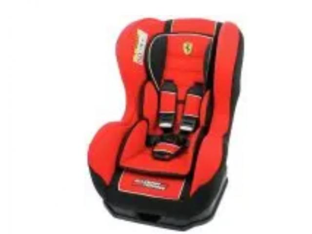 Ferrari baby car seat - 1/1