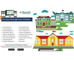 School, College and University ERP System solution providers - Genius Edusoft