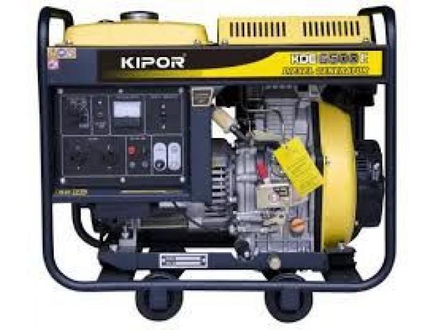 Generator repairs - 1/2