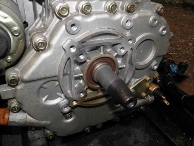 Generator repairs - 2/2
