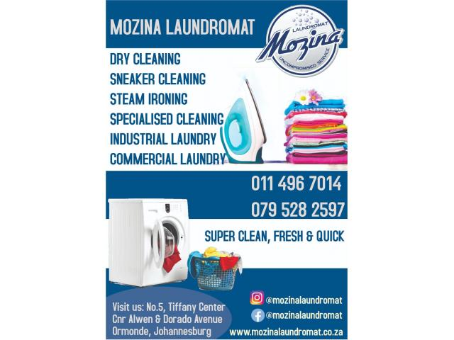 Laundry Services - 1/2