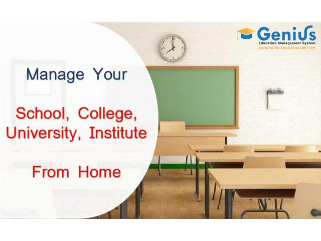 Best cloud based school-college-university-institute management software - 1/1