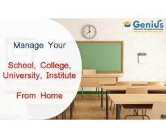 Best cloud based school-college-university-institute management software