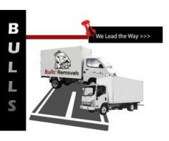 You want to move? Bulls Removals have got the solution for you