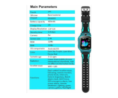 smart watch for kids gps tracking