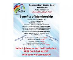 South African Garage Door Association