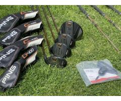 Full Ping G400 Golf Club Set