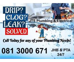 Plumbers and Electricians Edenvale